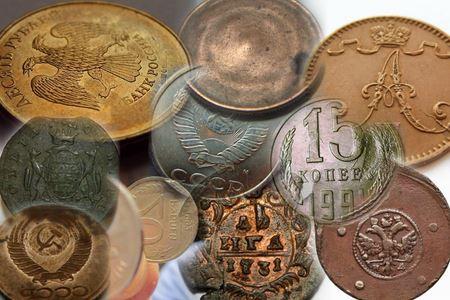 Разновидности механического брака монет: выкус, трещина, непрочекан и другие