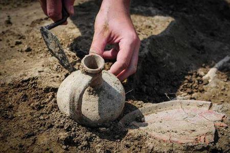 На Харьковщине археологи обнаружили сенсационную находку