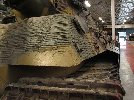 Циммерит – антимагнитное покрытие бронетехники «вермахта»