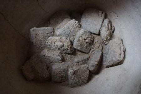 Глиняный «архив» из Ирака: немецкие археологи нашли 93 ассирийские таблички