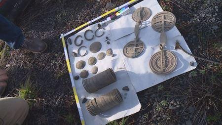 «Случайный» клад бронзового века