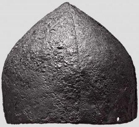 Ученые нашли удивительный древний шлем воина Золотой Орды
