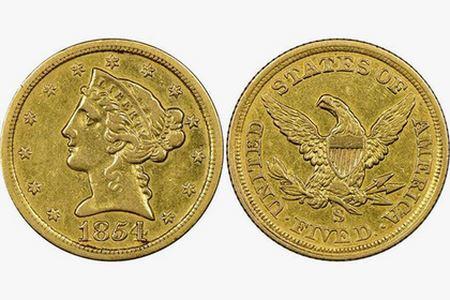 Американець знайшов монету вартістю в мільйони доларів