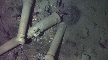 В Карибском море обнаружено самое грандиозное сокровище в истории!