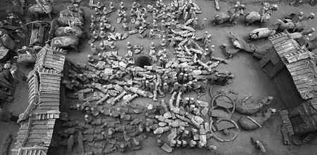 В Китае нашли мини-«Терракотовую армию»