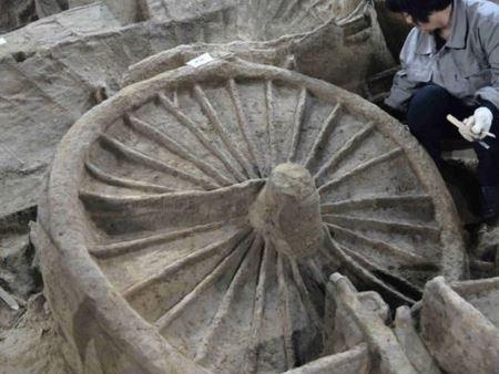 Археологи раскопали древнейшую находку возрастом более двух тыс. лет